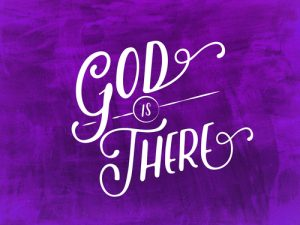 God is There (6/21/15 – 9/20/15)