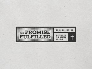 The Promise Fulfilled (1/24/16 – 4/3/16)