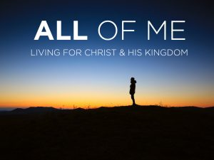 All of Me (10/4/15 – 11/22/15)