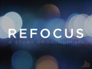 Refocus (6/4-9/10)