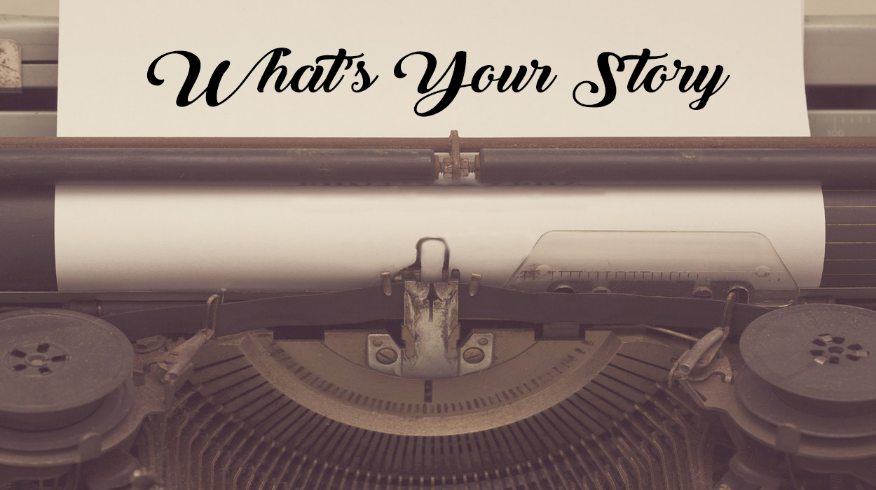 What's Your Story – Voyagers Bible Church